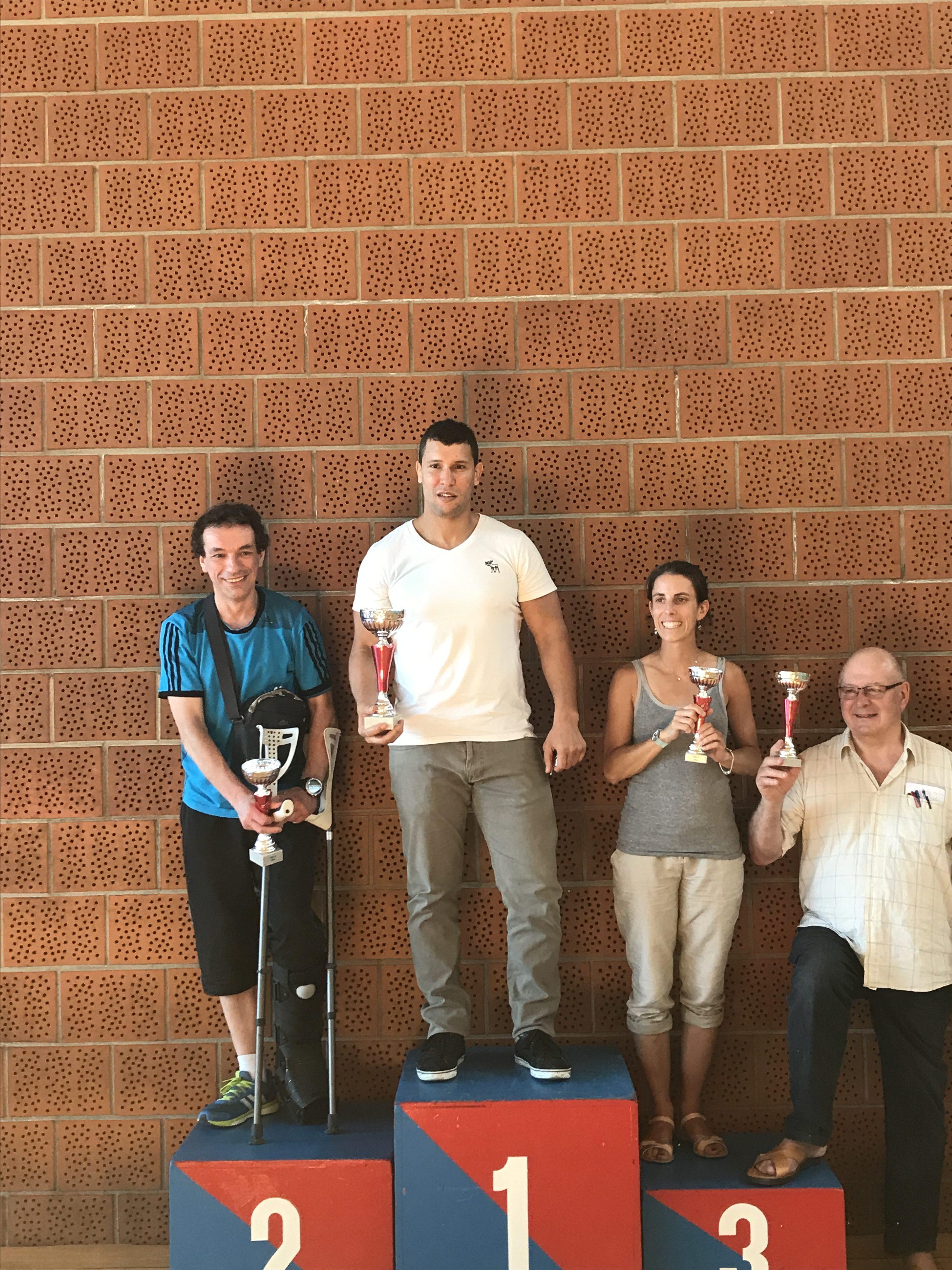 Résultats et photos du 3ème tournoi FSGT 10 juin 2017