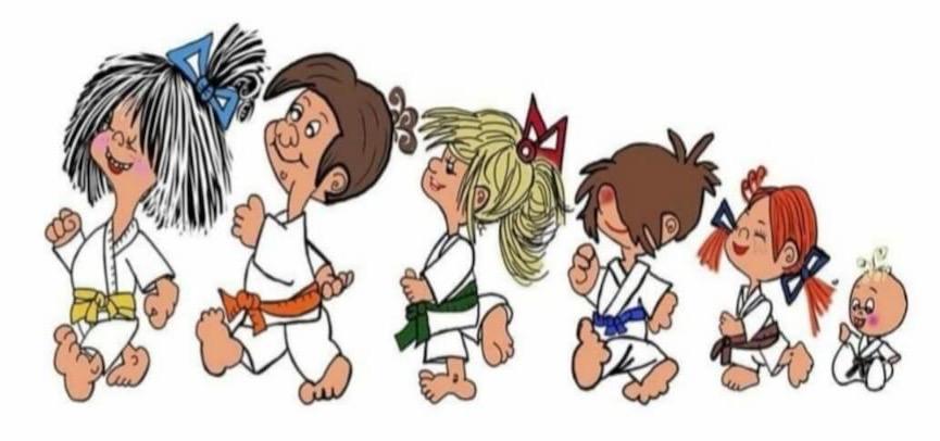 Le judo meilleurs sport formateur pour les enfants